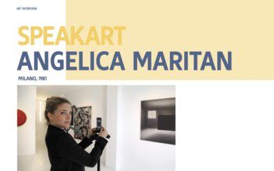 All Art: Angelica Maritan – SpeakART