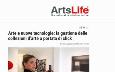 ArtsLife: Arte e nuove tecnologie – la gestione delle collezioni d'arte a portata di click