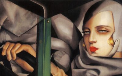 The baroness with the brush: Tamara de Lempicka