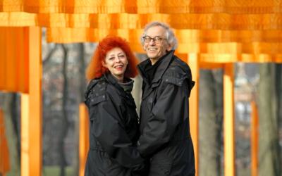 Christo e Jeanne-Claude: due persone ma un unico artista