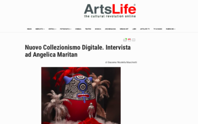 ArtsLife: Nuovo Collezionismo Digitale. Intervista ad Angelica Maritan