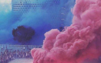 L'arte si tinge di rosa: mostrerò cosa può fare una donna