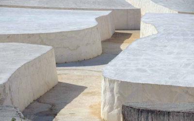 Sulle orme di Burri: il Cretto digitale di A.L. Crego