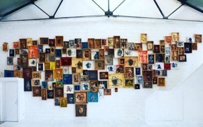Se non è un fuoco non è arte: al GAD con Pier Paolo Scelsi