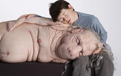 C'è Frankenstein negli umanoidi di Patricia Piccinini