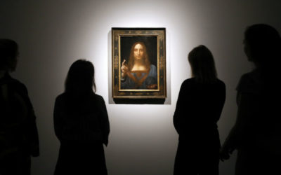 The Salvator mundi is not Leonardo's: from April 13th the documentary about its background