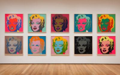 """""""Andy Warhol: Machine Made"""", l'artista americano in asta con opere NFT ma … sono originali?"""