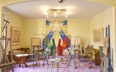 I 150 anni di Giacomo Balla si festeggiano nella sua casa-museo di Roma