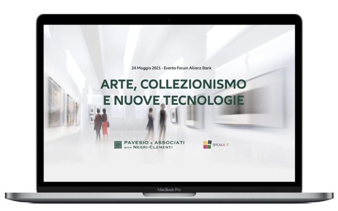 Allianz Bank Business Forum: Arte, collezionismo e nuove tecnologie
