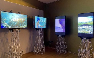 Le visioni dell'arte digitale italiana: l'asta curata Dystopian Visions di Cambi + SuperRare