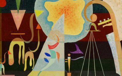 I colori (e i numeri) di Wassily Kandinsky e Solomon R. Guggenheim