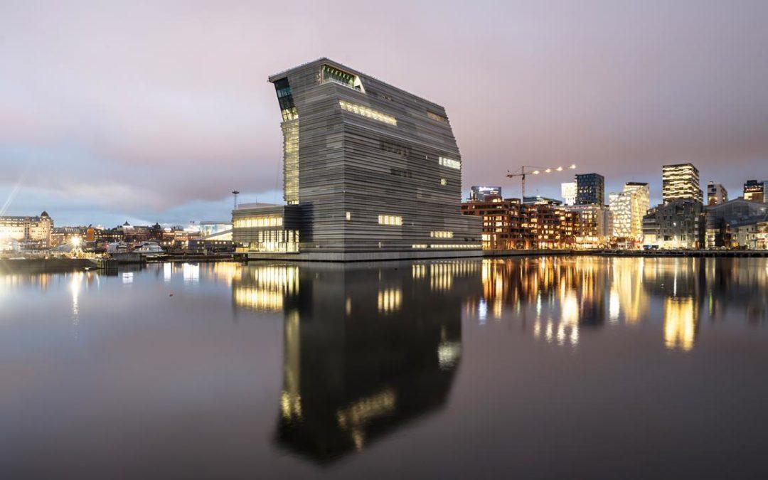 Stessa città, nuovo museo: il MUNCH di Oslo
