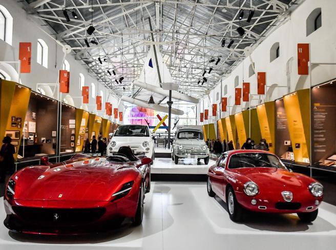 The Milan hub of industrial design: ADI Design Museum and Officina Design Lounge