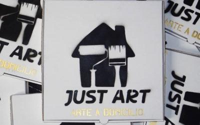 Arte a domicilio: Just Art di Sirante