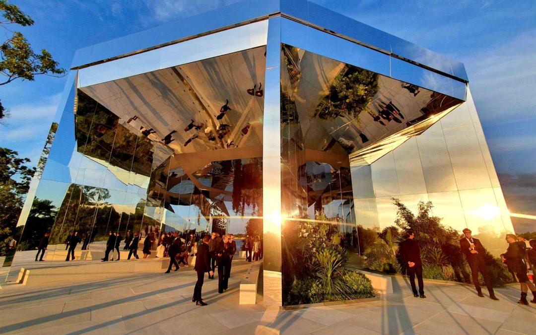 Art, fashion, the city: Venice hosts Valentino and Yves Saint Laurent