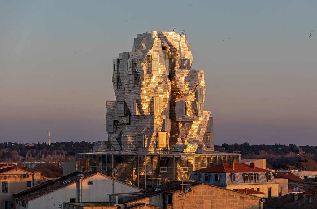La Torre di Frank Gehry è la ciliegina sulla torta di LUMA Arles