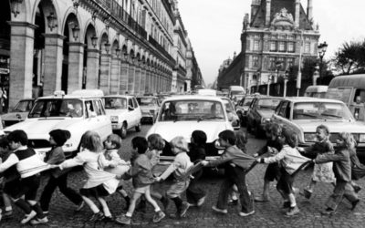 Robert Doisneau, the fisher of images