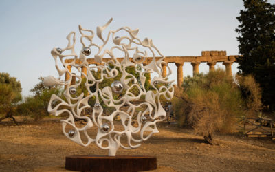 From Venice with fury, Gianfranco Meggiato conquers the Valley of the Temples in Agrigento