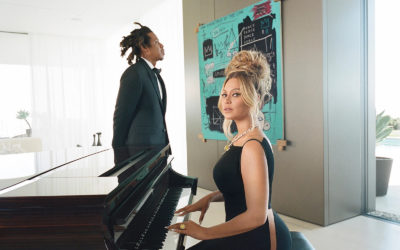 The relaunch of Tiffany in the company of Basquiat, Jay-Z and Beyoncé