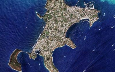 Panorama: the Italics Art & Landscape project for the first time offline, in Procida