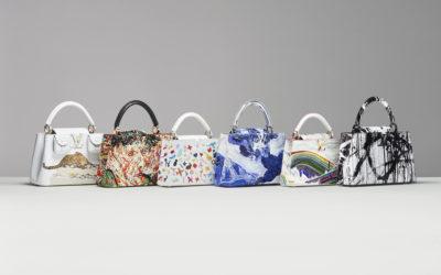 The art bag: Louis Vuitton's Arty-Capucines